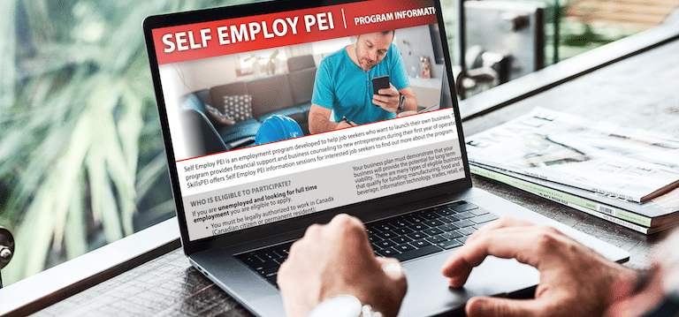 Self Employ PEI