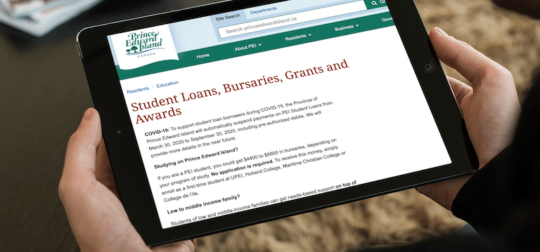 PEI Student Loans