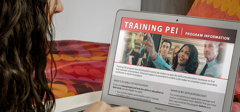 Training PEI